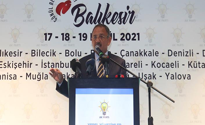 Mehmet Özhaseki sordu: AK Parti gidince ne olacak?