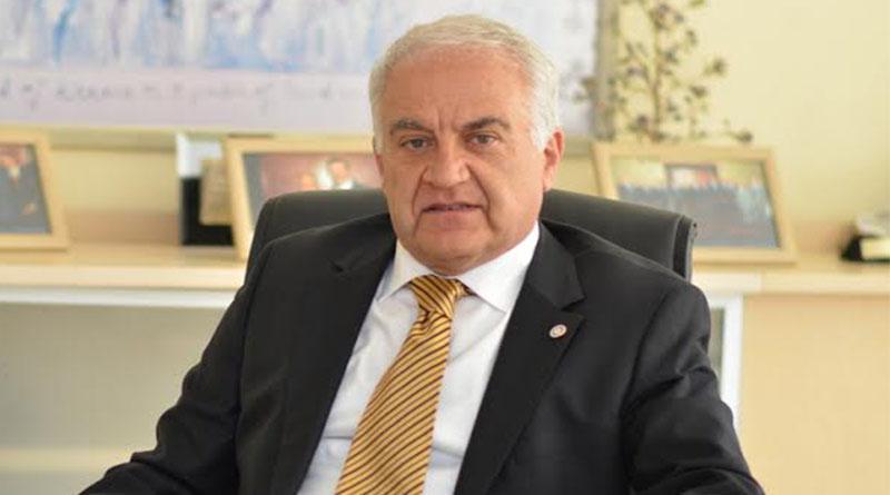 YTSO Başkanı Tahsin Becan, bankalara yüklendi!