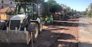 Yalova Belediyesi kentte asfaltlama çalışmalarına başladı
