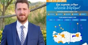 Yalova AK Parti Gençlik Kolları 889 yeni genç üye kaydı yaptı