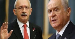 bKılıçdaroğlu#039;ndan Bahçeli#039;ye.../b