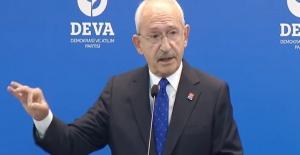Kılıçdaroğlu: Türkiye seçim gündemini konuşmak zorunda