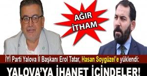 bErol Tatar#039;dan Hasan Soygüzel#039;e:.../b