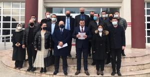 AK Parti'den Başbuğ, Ataklı ve Sağlar hakkında 81 ilde suç duyurusu