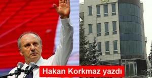 Hakan Korkmaz yazdı... Genel Merkez burası, İnce 1 Mart'ta CHP'den istifa edecek!