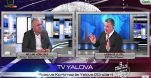 bCHP Yalova İl Başkanı Mehmet Gürel.../b