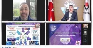 Tübitak Başkanı Prof. Dr. Hasan Mandal'dan Yalova İmes OSB'ye tam destek
