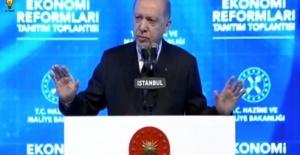 Cumhurbaşkanı Erdoğan: 850 bin esnafımızı gelir vergisinden muaf tutuyoruz