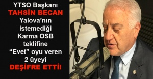 bTahsin Becan, Karma OSB#039;ye quot;Evetquot;.../b