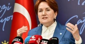Akşener'den emekli amirallere bildiri tepkisi: Bu bir zevzekliktir