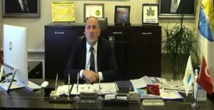 bBaşkan Numan Soyer, belediye çalışanlarına.../b