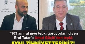 bUmut Güçlü#039;den Erol Tatar#039;a.../b