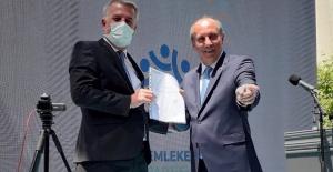 Ertan Şener, Memleket Partisi Yalova İl Başkanı oldu