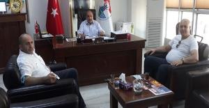 Hakan Korkmaz'dan YESOB'a ziyaret