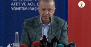 Erdoğan, Anayasayı hatırlatıp Türk Hava Kurumu'na yüklendi!