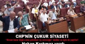 Hakan Korkmaz yazdı... CHP'nin çukur siyaseti