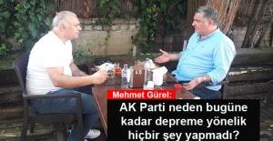 bMehmet Gürel: AK Parti neden bugüne.../b