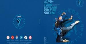 YAFEM 24. Türk Boyları Kültür Şöleni