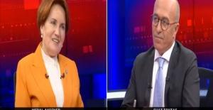 Akşener: Cumhurbaşkanı adayı değilim. Ben Başbakanlığa adayım