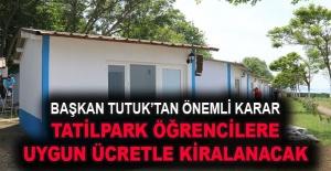 bBaşkan Mustafa Tutuk#039;tan önemli.../b