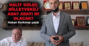 Hakan Korkmaz yazdı... Halit Güleç milletvekili aday adayı mı olacak?