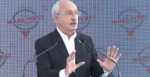 Kılıçdaroğlu: İktidar olduğumuzda yolların tamamını kamulaştıracağız