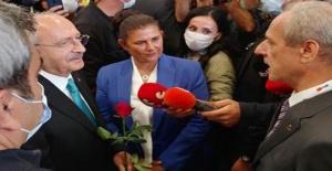 Koru Belediyesi Tarım Fuarında... Kamil Yaman, Kılıçdaroğlu ile görüştü