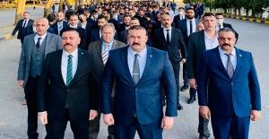 Türk Gençliği Büyük Kurultayı... Yalova Ülkü Ocakları