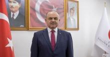 Vali Muammer Erol'un 29 Ekim Cumhuriyet Bayramı Mesajı
