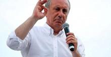 Muharrem İnce: Türkiye yönetilmiyor, CHP de yönetilmiyor!
