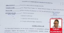 Arsa satışlarıyla ilgili Vefa Salman ve Halit Güleç'le ilgili suç duyurusu yapıldı!