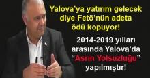 """Hakan Korkmaz yazdı… 2014-2019 yılları arasında Yalova'da """"Asrın Yolsuzluğu"""" yapılmıştır!"""