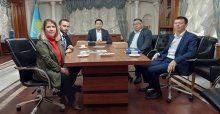 Yalova Makine İhtisas OSB'den Kazakistan pazarı için girişim